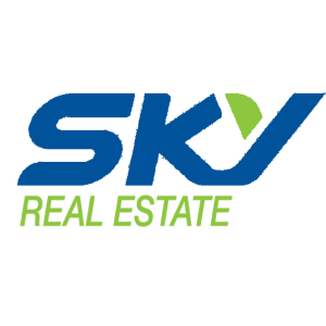 Sky Real Estate Logo